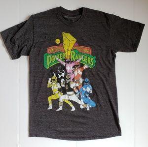 Power Ranger t-shirt mens size medium